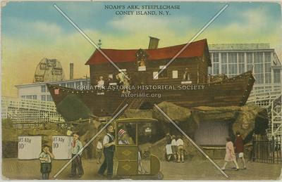 Noah's Ark, Steeplechase, Coney Island, N.Y.