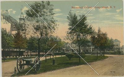 Ravenhall's Hotel, Coney Island, N.Y.