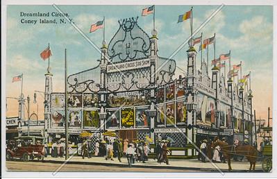 Dreamland Circus, Coney Island, N.Y.