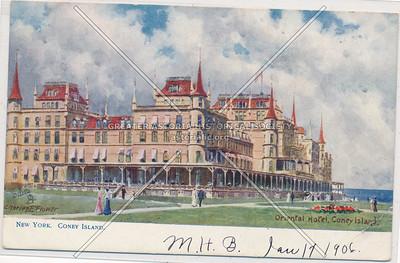 Oriental Hotel, Coney Island