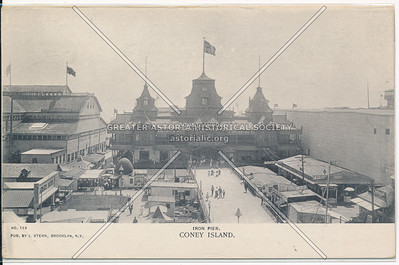 Iron Pier, Coney Island