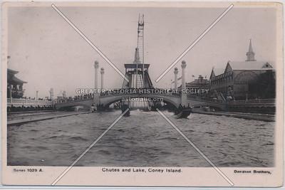 Chutes and Lake, Coney Island
