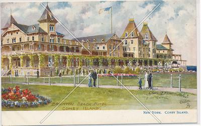 Brighton Beach Hotel, Coney Island