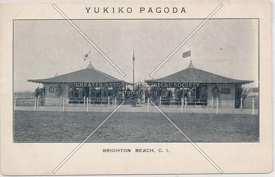 Yukiko Pagoda, Brighton Beach, C.I.