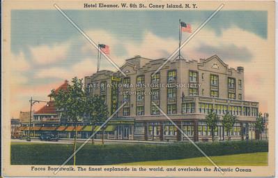 Hotel Eleanor, w. 6th St., Coney Island, N.Y.