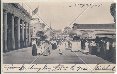 Bowery, Coney Island
