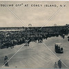 """""""Cooling Off"""" At Coney Island, N.Y."""