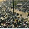Holiday Crowd on Surf Avenue, Coney Island, N.Y.