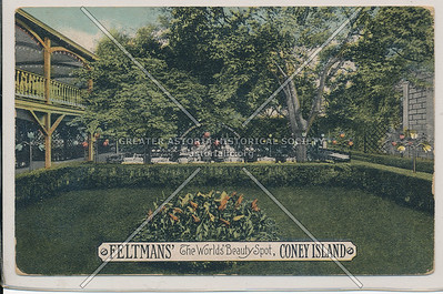 Feltmans' The World's Beauty Spot, Coney Island