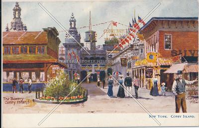The Bowery, Coney Island