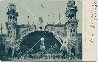 Dragon's Gorge, Luna Park, Coney Island