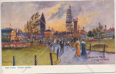 Seaside Park, Coney Island
