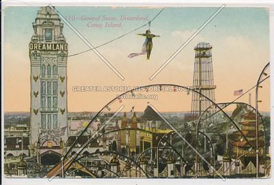 General Scene, Dreamland, Coney Island