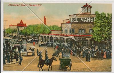 Feltmans, Coney Island, N.Y.