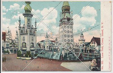 Luna Park, Coney Island, N.Y.