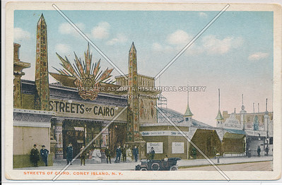 Streets Of Cairo, Coney Island, N.Y.