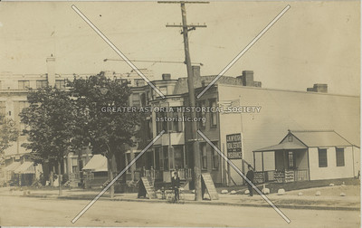 Ft Hamilton Pkway and East 4 St., Kensington BK