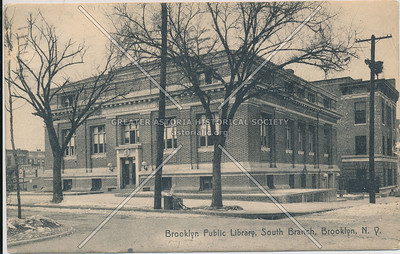 South branch, Brooklyn Public Library