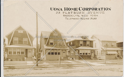 Uona Home Corporation, Flatbush