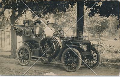 Tessie McShane, auto, Flatbush