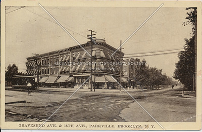 McDonald (Gravesend) Ave at 18 Ave
