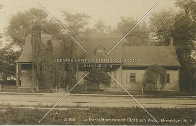 Lefferts Homestead, Flatbush Ave and Maple Street, BK