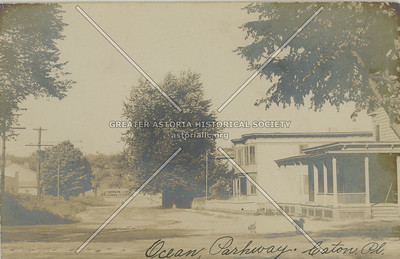 Ocean Parkway and Caton Place, Kensington, BK