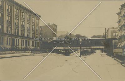 Park Place station, Franklin Shuttle, Brighton line, BK