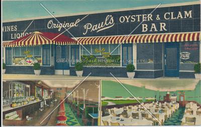 Paul's Seafood, Flatbush Ave at East 31 St