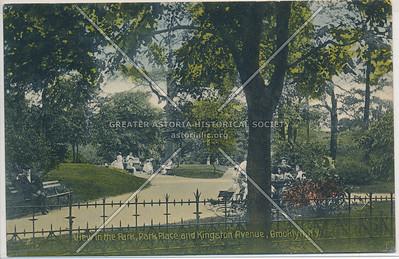 Kingston Park, Brooklyn Avenue and Park Pl