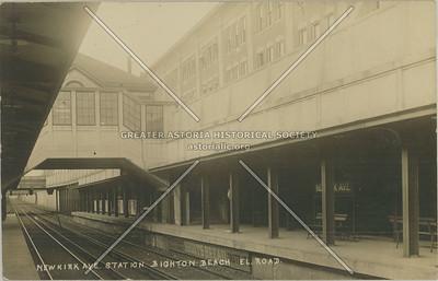 Newkirk Ave. station, BK
