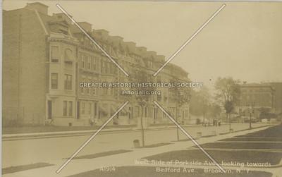 Parkside Avenue at Bedford Ave., BK