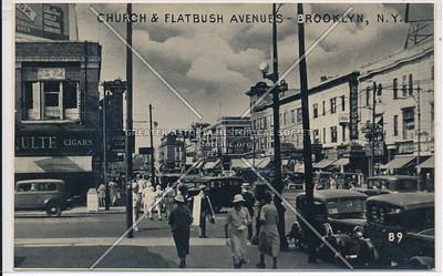 Church and Flatbush Aves.
