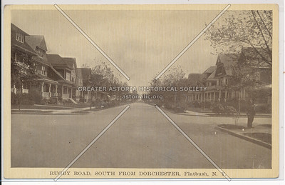Dorchester and Rugby Rds.