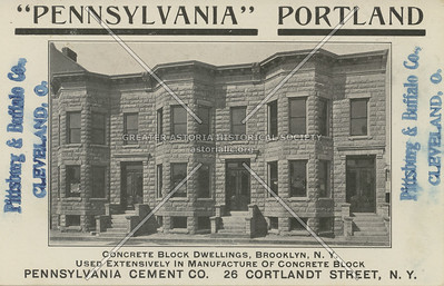 Pennsylvania Cement Co., BK