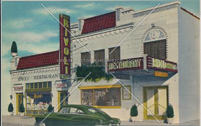 Rivoli Restaurant, 1095 Flatbush Ave
