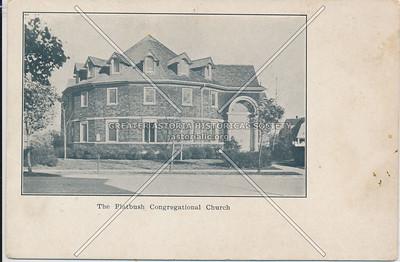 Flatbush Congegational Church, E 18 at Dorchester Rd