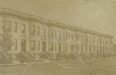 Dahill Road (West Avenue) Kensington, BK