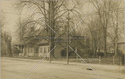 Lefferts Homestead, Flatbush Avenue at Maple Street, BK