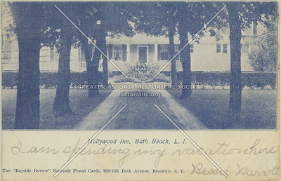 Hollywood Inn, Bath Beach, L.I.