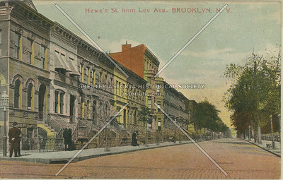 Hewes St. from Lee Ave., Brooklyn, N.Y.