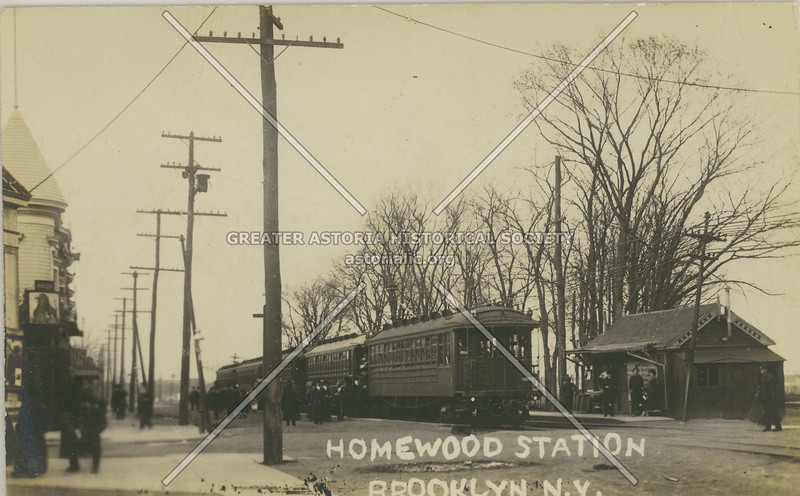 Homewood Station, Brooklyn, N.Y.