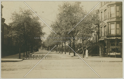 View Of Macon St., Brooklyn, N.Y.
