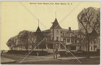 Kernan Avon Beach Hall, Bath Beach, N.Y.
