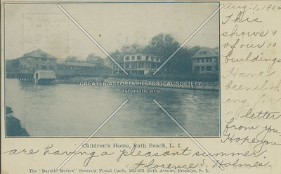 Children's Home, Bath Beach, L.I.