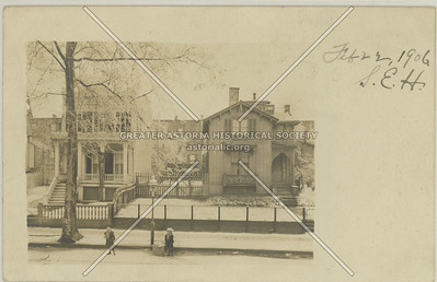 221 Quincy St., N. Side of Street, Betw Bedford & Nostrand Aves.
