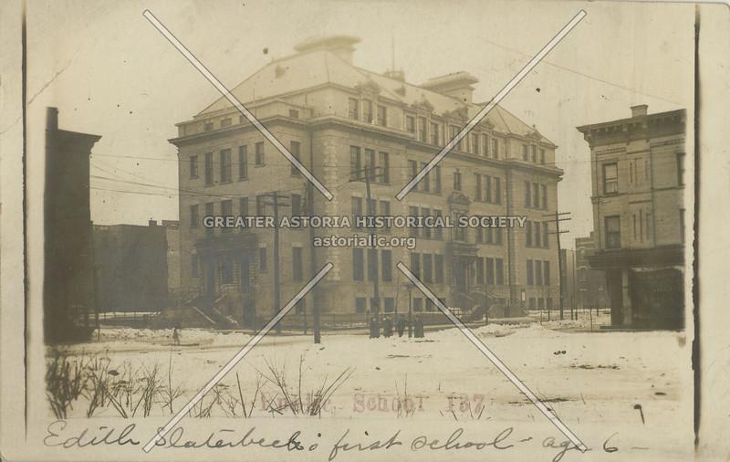 Saratoga Ave., & Chauncey St.