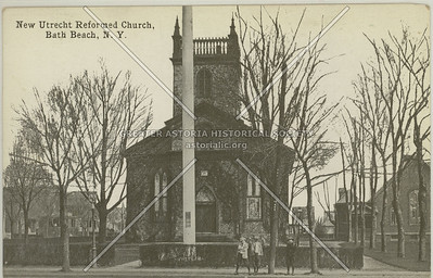 New Utrecht Reformed Church, Bath Beach, N.Y.