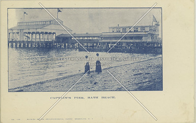 Captain's Pier, Bath Beach