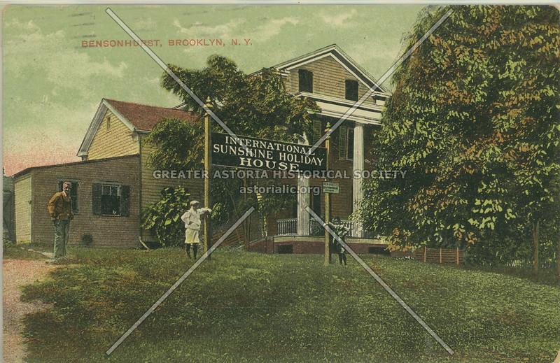 Bensonhurst, Brooklyn, N.Y.